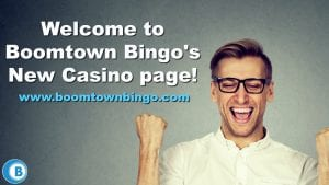 New Casino Page