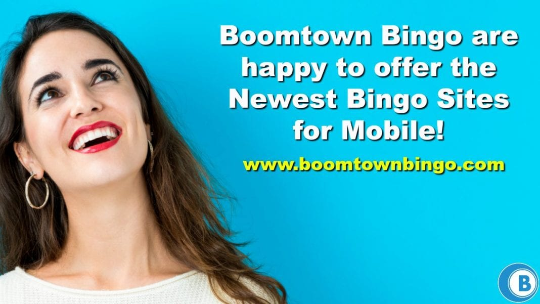 Newest Bingo Sites for Mobile