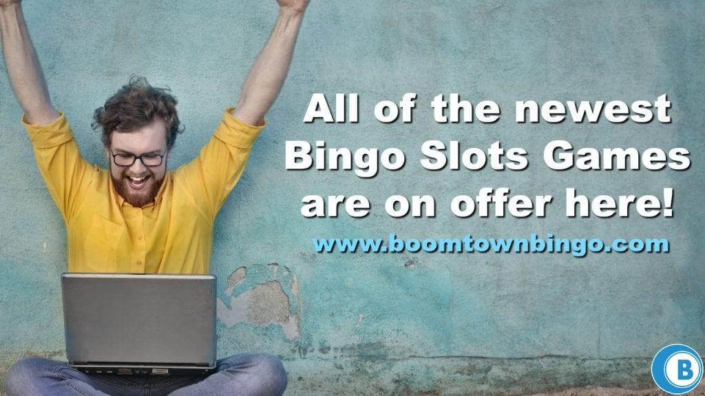 Newest Bingo Slots Games