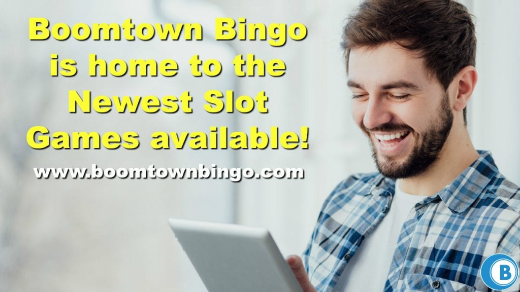 Newest Slot Games Available