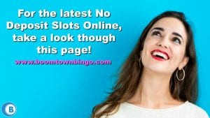 No Deposit Slots Online