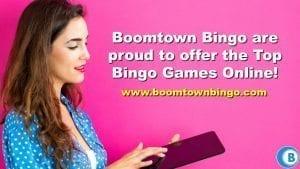 Top Bingo Games Online