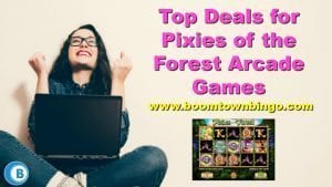 Top Deals for Pixies of the Forest Arcade Games