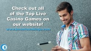 Top Live Casino Games
