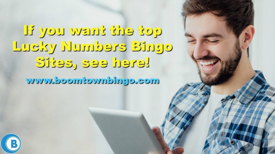Top Lucky Numbers Bingo Sites