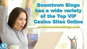 Top VIP Casino Sites Online