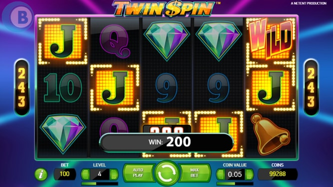 Twin Spin Slot Sites