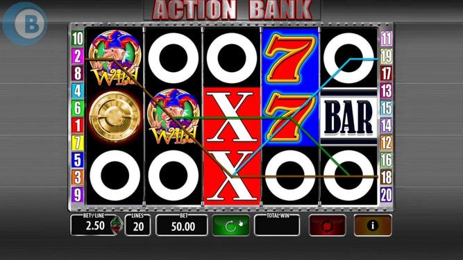 Action Bank Slot Sites