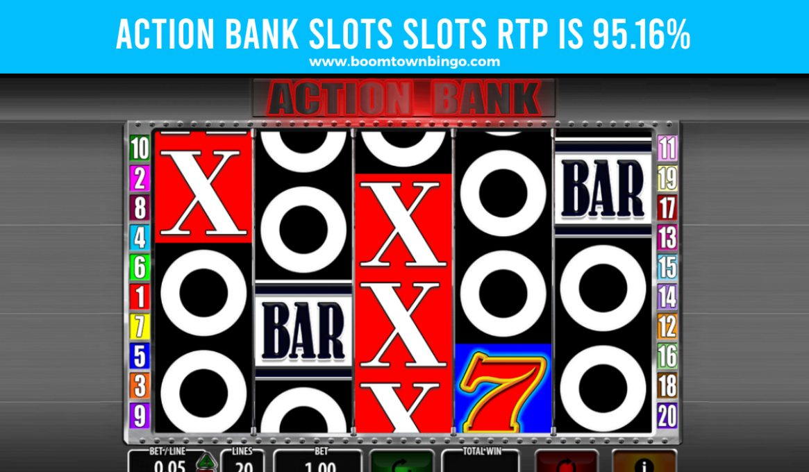 Action Bank Slots Slots Return to player