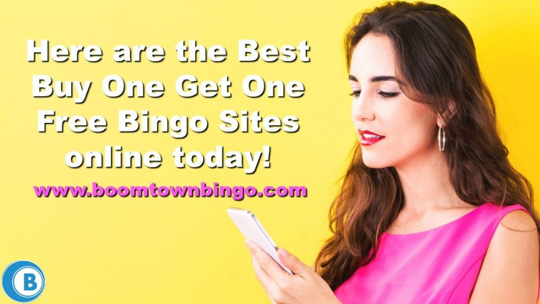 Best Buy One Get One Free Bingo Sites