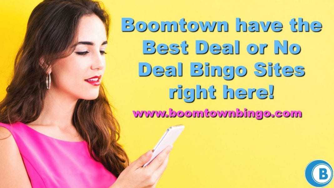 Best Deal or No Deal Bingo Sites
