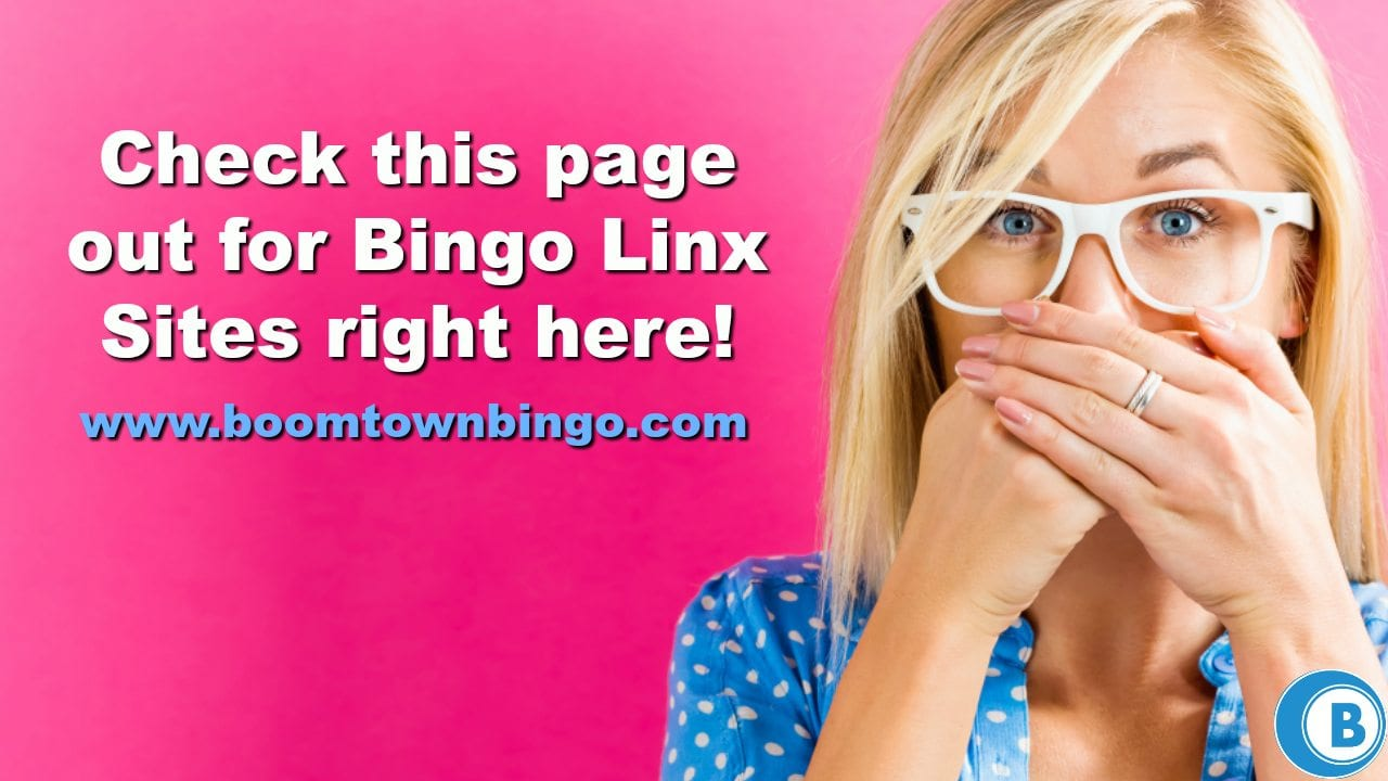 Bingo Linx Sites