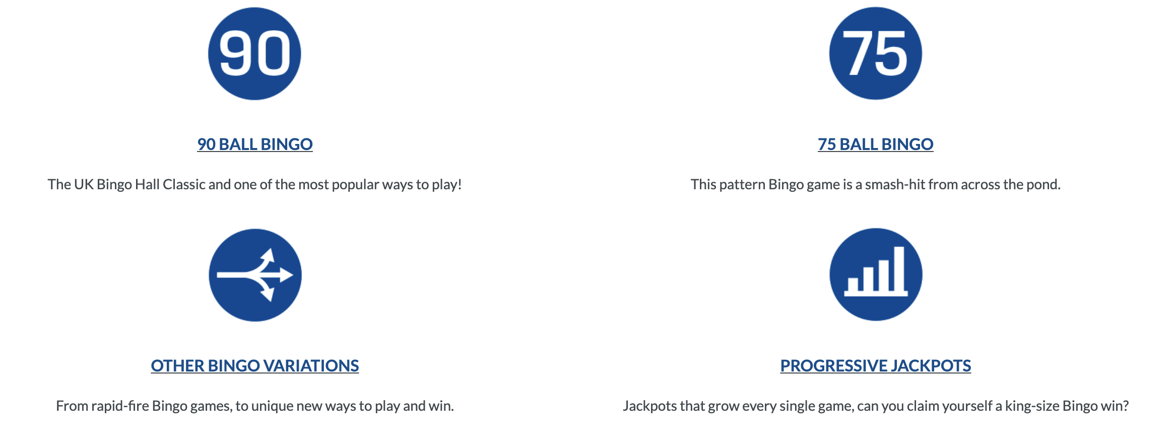 Coral Bingo Bingo Games Online