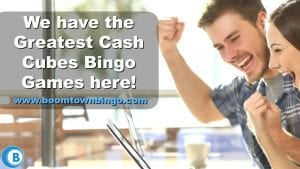 Cash Cubes Bingo Sites