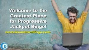 Greatest Place for Progressive Jackpot Bingo
