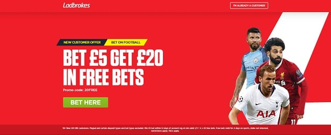 Ladbrokes Sports Reviews