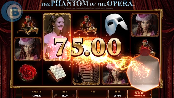 Phantom Of The Opera Win