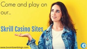 Skrill Casino Sites