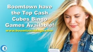 Top Cash Cubes Bingo Games