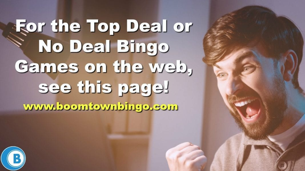 Top Deal or No Deal Bingo Games