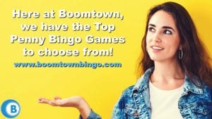 Top Penny Bingo Games