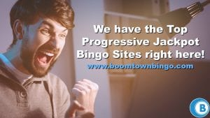 Top Progressive Jackpot Bingo Sites