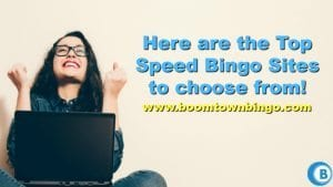 Speed Bingo Sites