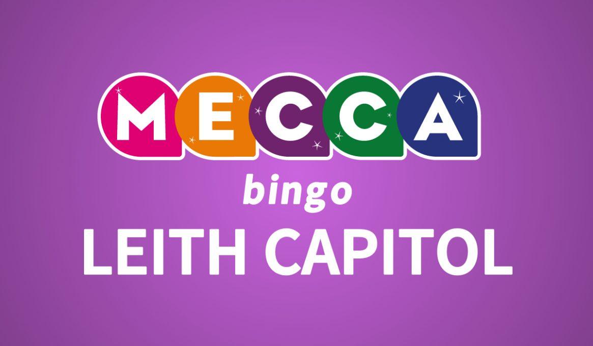 Mecca Bingo Leith Capitol
