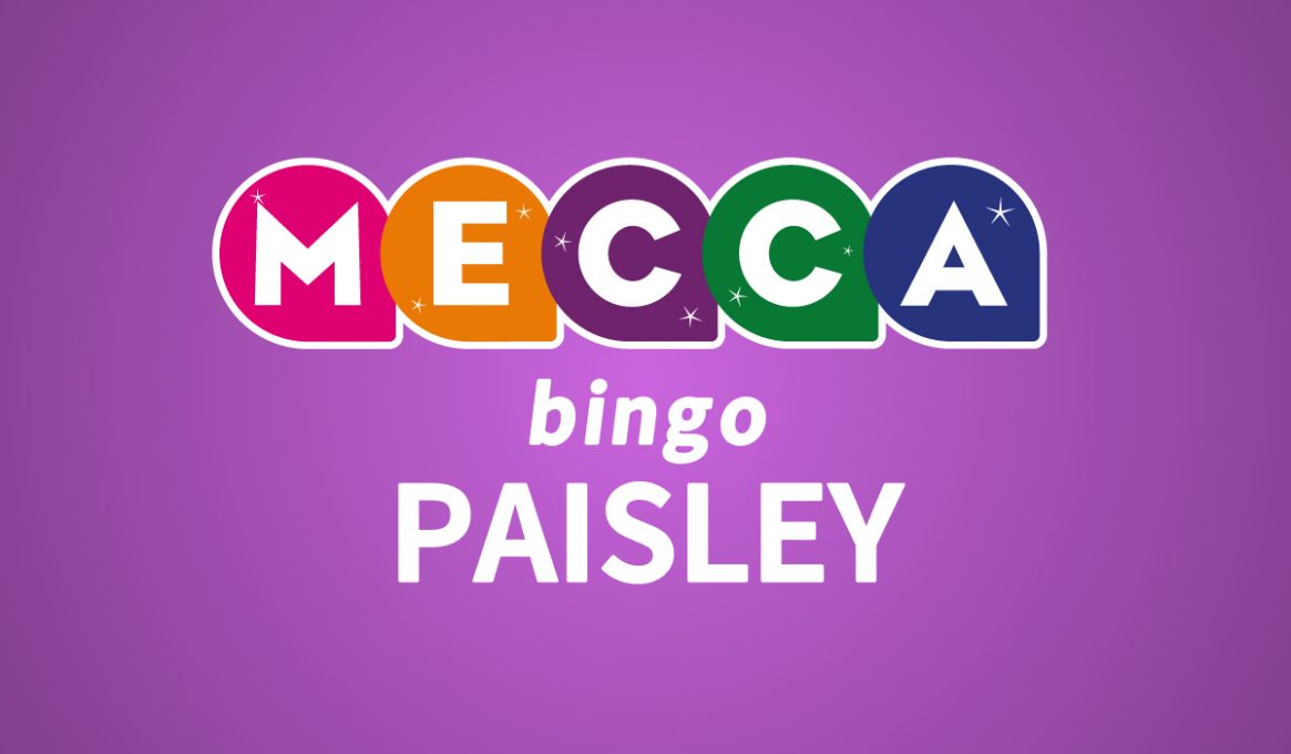 Mecca Bingo Paisley