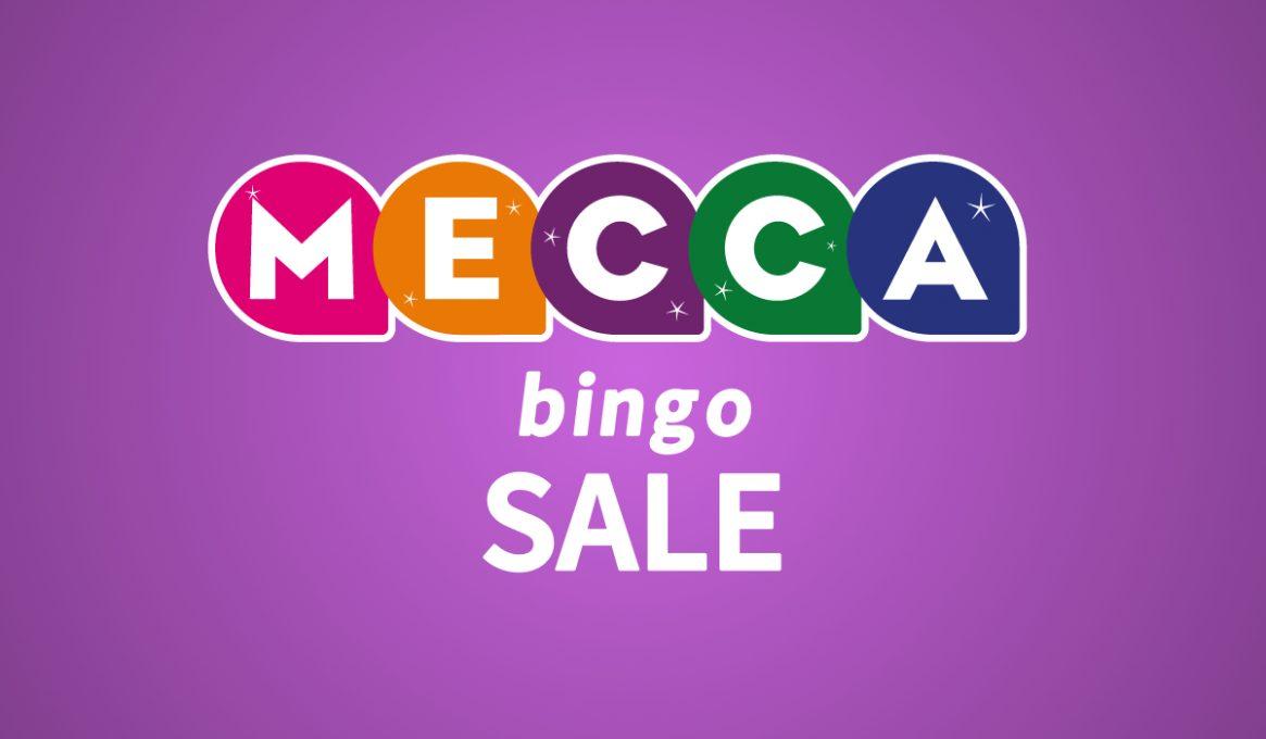 Mecca Bingo Sale