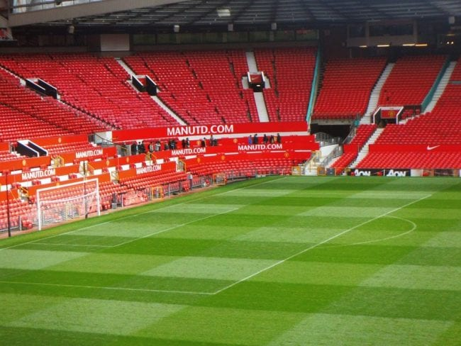 United Old Trafford Grounds