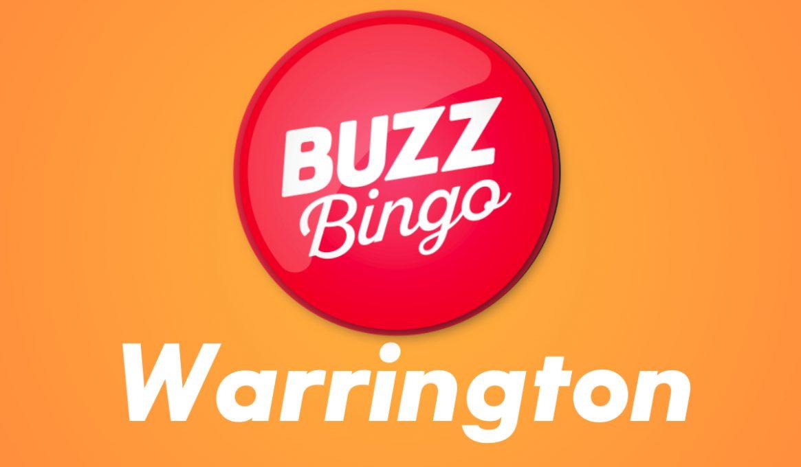 Buzz Bingo Warrington