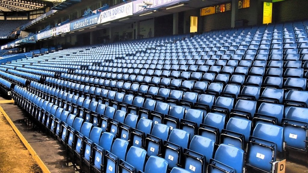 Stamford Bridge Capacity