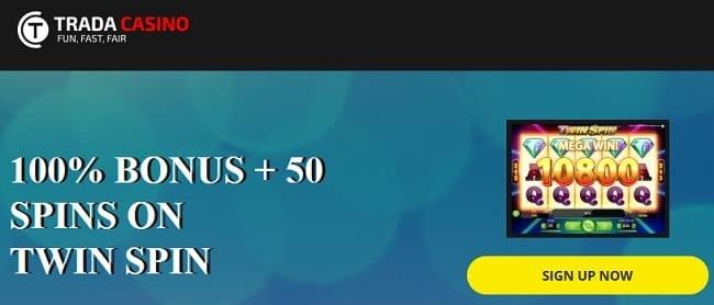 trada casino bonus codes 2019