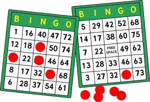 Animated Bingo Cards