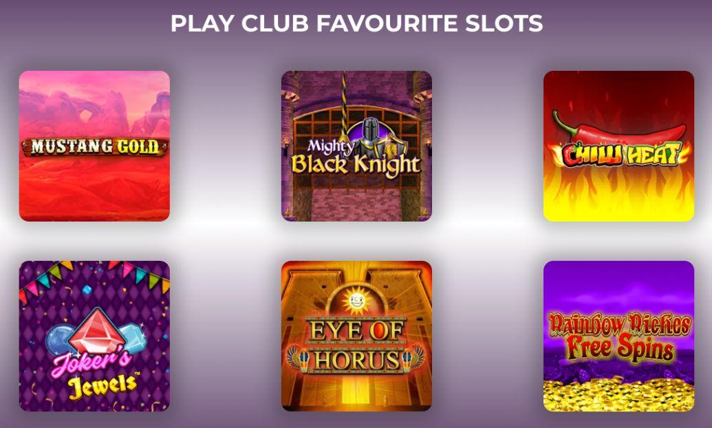 BJs Bingo Slot Sites