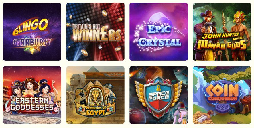 Bingozino Slot Games