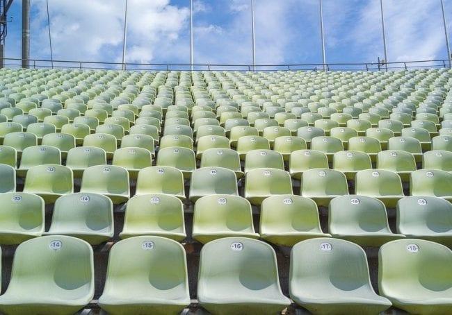 Football Stadium Capapcity