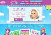 Katies Bingo Review