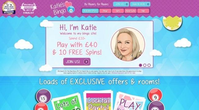 Katies Bingo Reviews