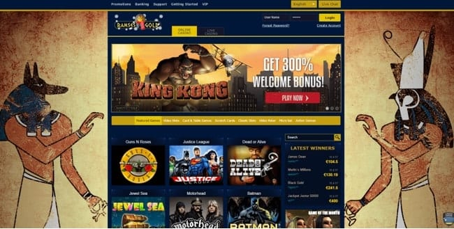 Ramses Casino Reviews