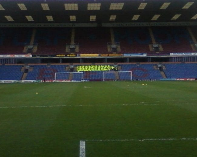 Turf Moor Sports Ground