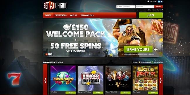 Betat Casino Reviews