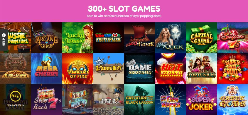 Bingo Besties Slot Games