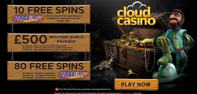 Cloud Casino Reviews