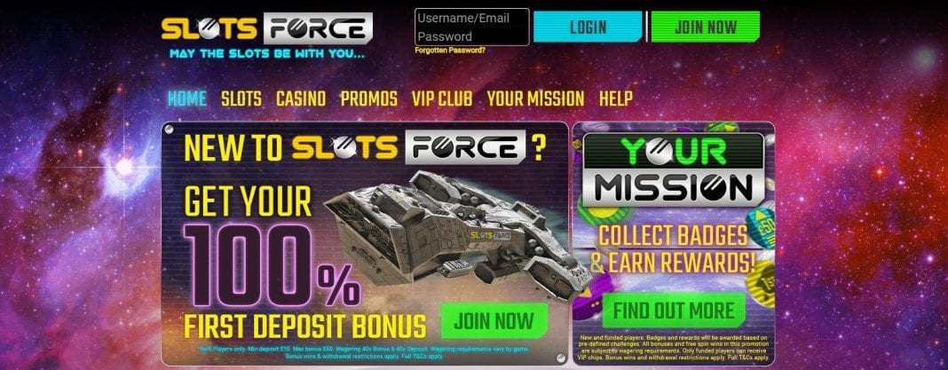Slots Force Reviews