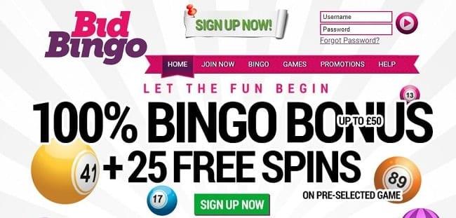 Bid Bingo Reviews