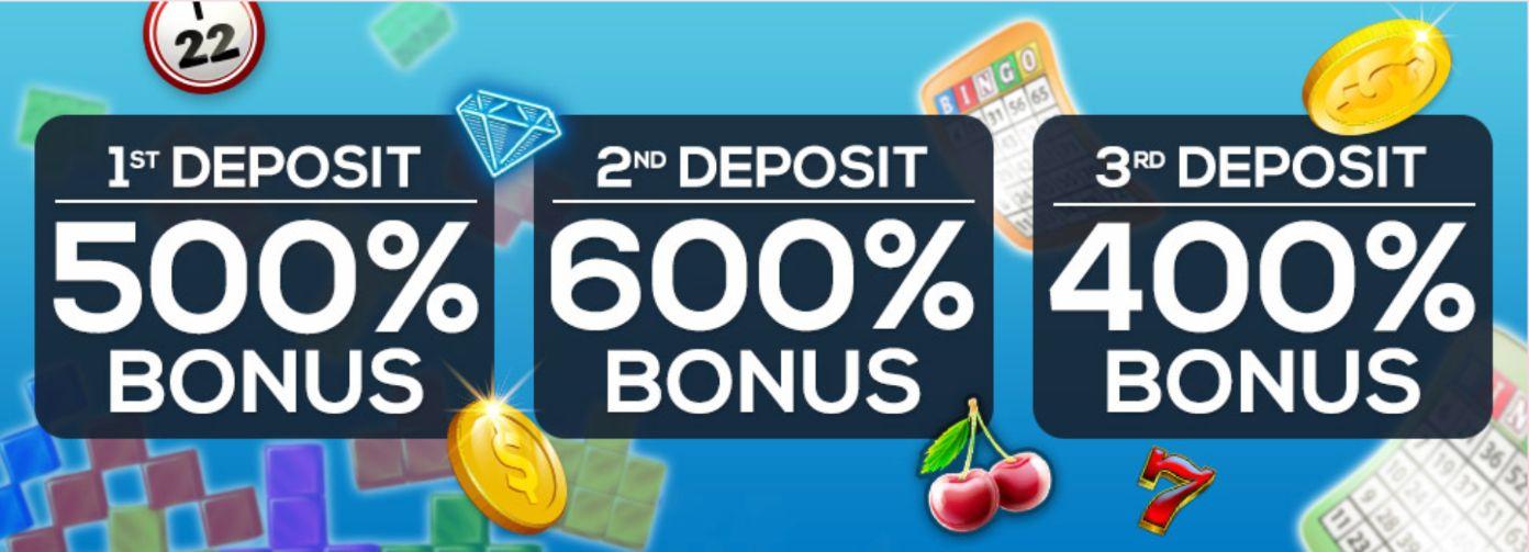 Bingo Fest Deposit Bonus