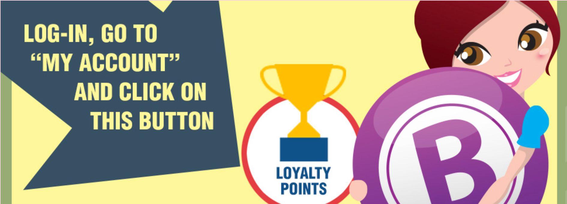 Bingo Fest Loyalty Points