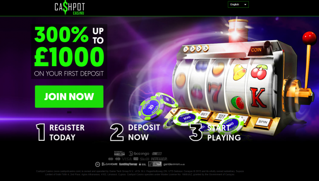 Cashpot Casino Reviews